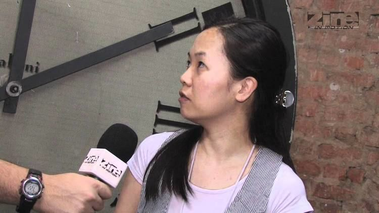 Erica Awano ZIM rica Awano na Rio ComiCon 2011 YouTube