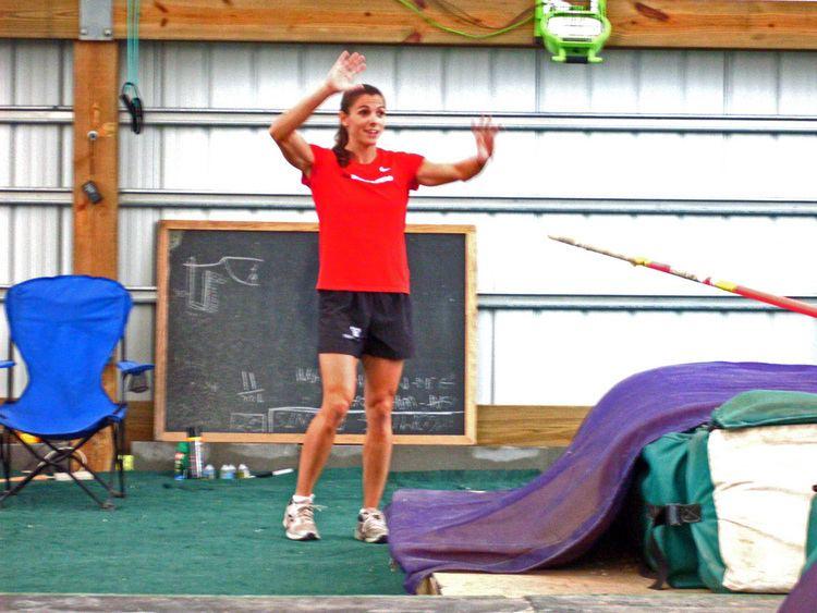 Erica Bartolina Olympian Erica Bartolina a day in the life NOLAcom