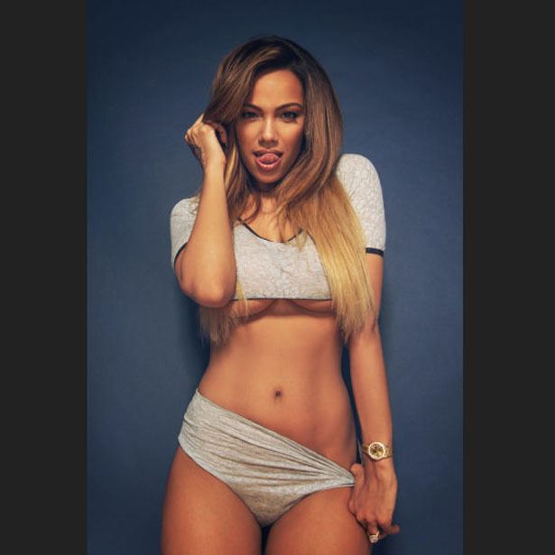 Erica Mena Photos Erica Mena Poses For Playboy The Home Of HipHop