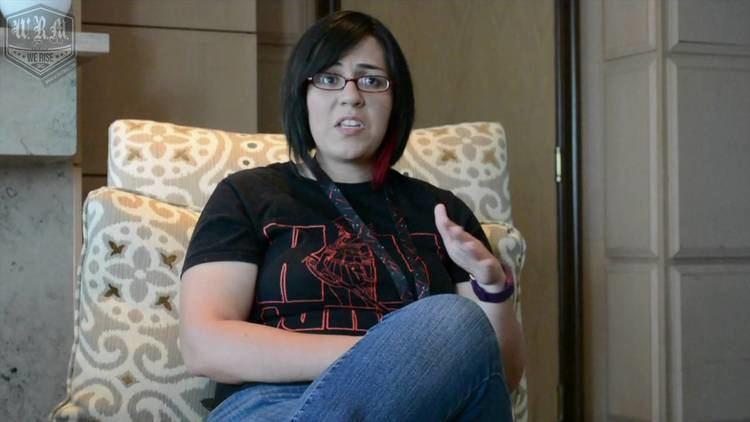 Erica Mendez AnimeNEXT 2016 Erica Mendez Interview YouTube