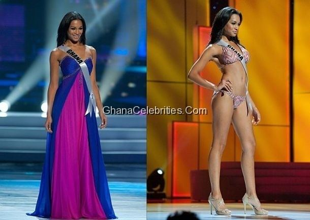 Erica Nego Angola39s Leila Lopes Wins Miss Universe 2011 Ghana39s