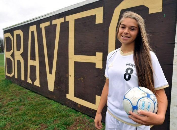 Erica Skroski Erica Skroski Absegami to Rutgers to pro soccer