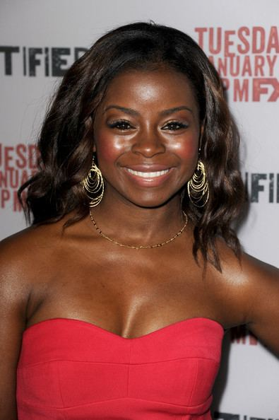 Erica Tazel Erica Tazel Photos Arrivals at the 39Justified39 Season 5