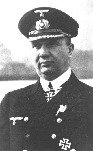 Erich Bey Seekrieg 1940 November