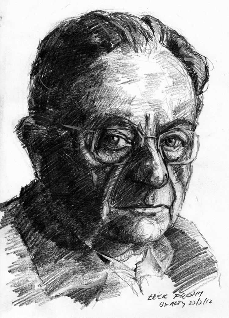 Erich Fromm Erich Fromm Wikipedia the free encyclopedia