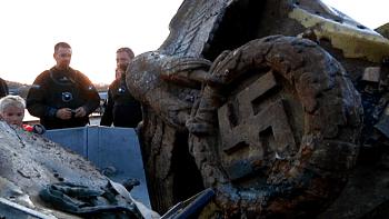 Erich Giese Tysk nazirn opp fra dypet NRK Nordland Lokale