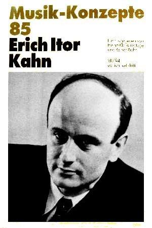 Erich Itor Kahn wwwmusiquesregenereesfrGhettosCampsInternemen