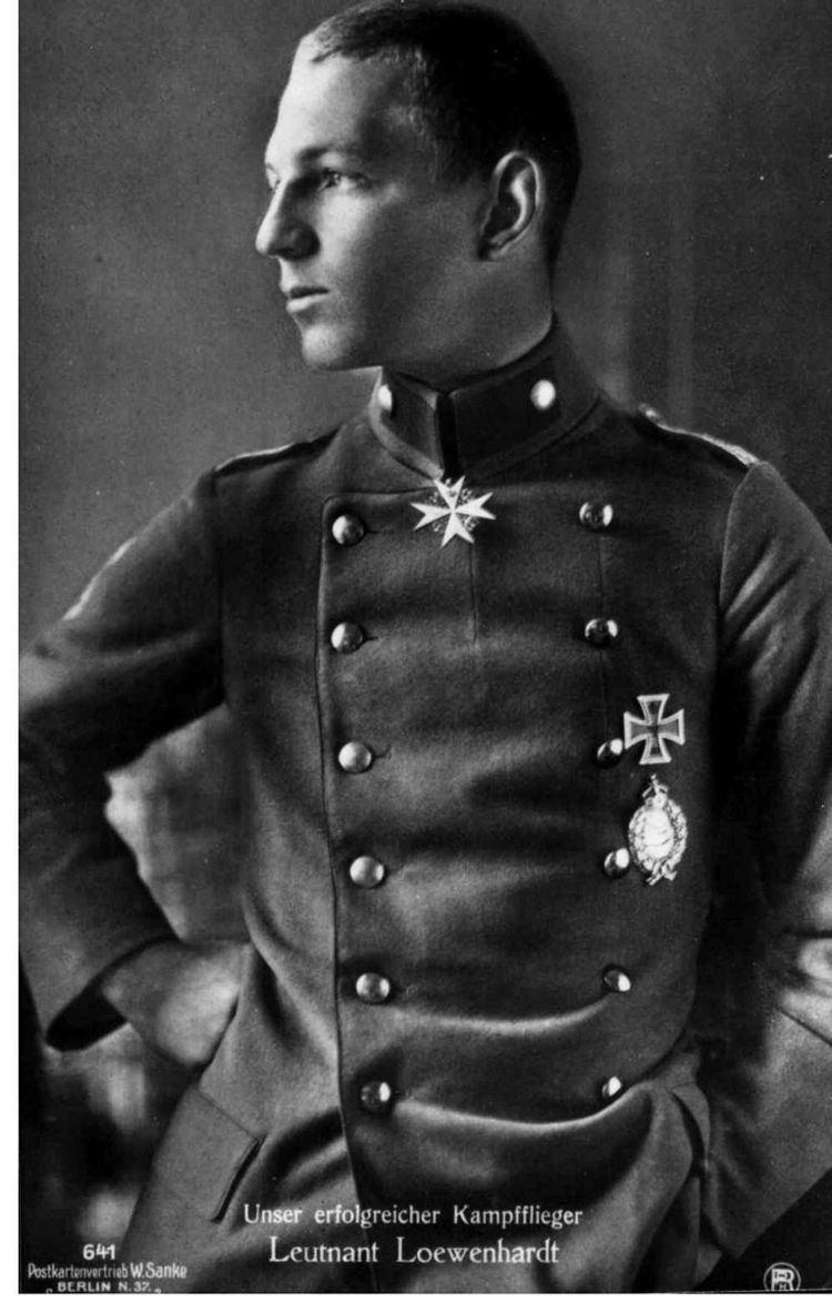 Erich Lowenhardt