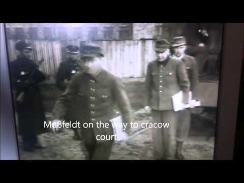 Erich Muhsfeldt Erich Muhsfeldt Auschwitz Erich Mufeldt YouTube