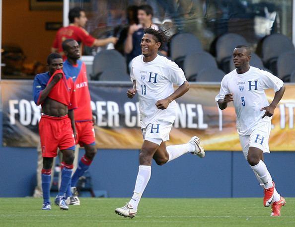Erick Norales Erick Norales Photos CONCACAF Cup Honduras v Haiti