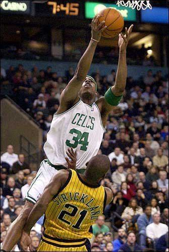 Erick Strickland What the Hell Happened toErick Strickland CelticsLifecom