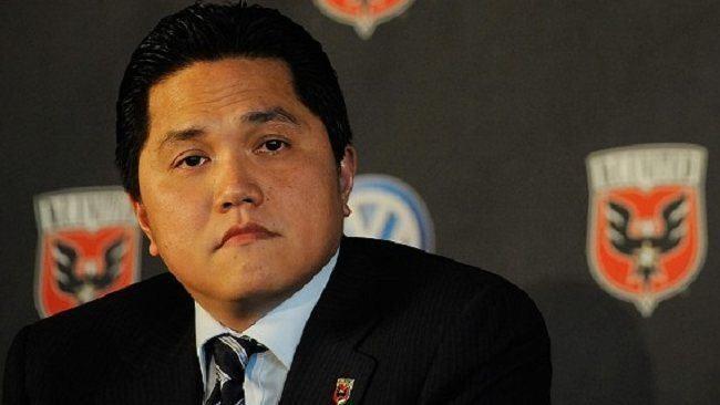 Erick Thohir Indonesian entrepreneur Erick Thohir buys Inter Milan for