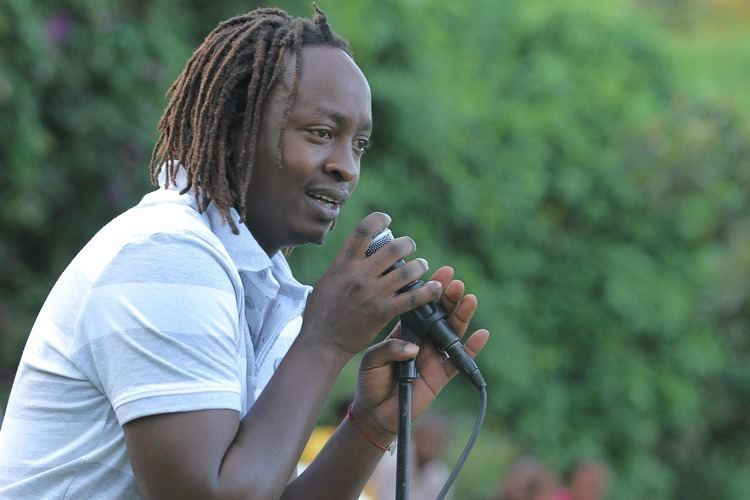 Erick Wainaina Eric Wainaina Opens Up About Affair With Valerie Kimani
