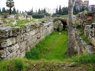 Eridanos (Athens) wwwakropolnetkerameikosphotoseridanos5jpg