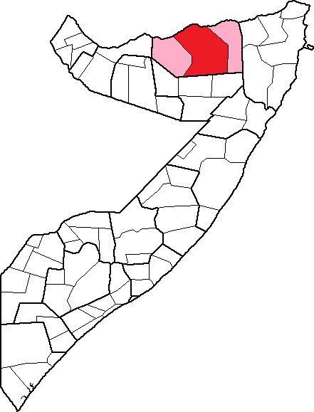 Erigavo District