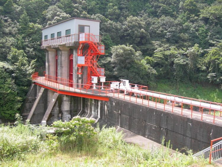 Erihara Dam