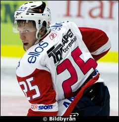 Erik Andersson (ice hockey, born 1986) eliteprospectscomlayoutplayerserikanderssonbor