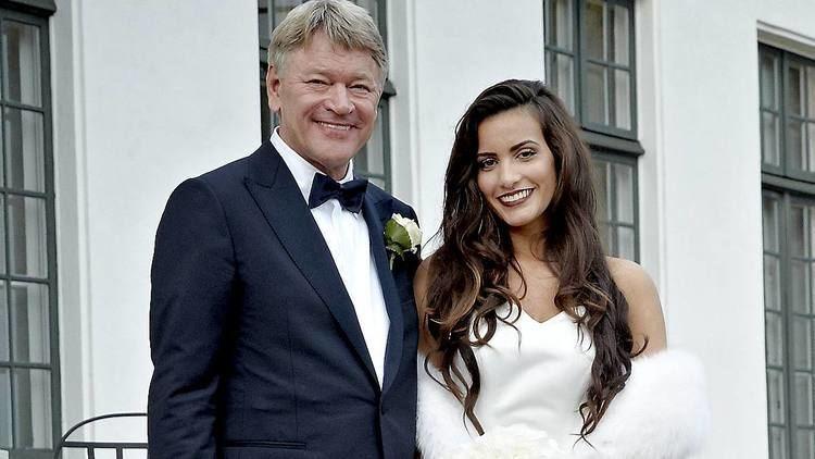 Erik Bagger Kendt designer gift igen BILLEDBLADET