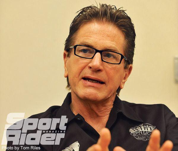 Erik Buell Erik Buell talks about his World Superbike plans Sport Rider