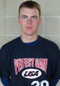 Erik Cordier Erik Cordier Player Profile Perfect Game USA