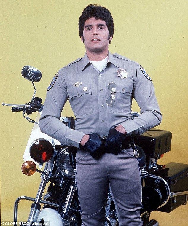 Erik Estrada Erik Estrada joins LAPS as a reserve police officer 40 years after