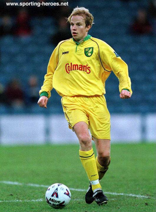 Erik Fuglestad Erik FUGLESTAD League Appearances Norwich City FC