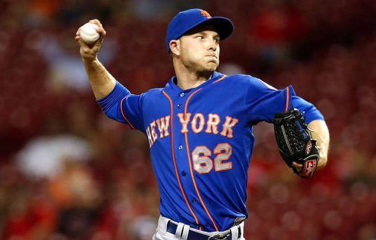 Erik Goeddel Erik Goeddel Fully Healthy for Camp Mets Merized Online