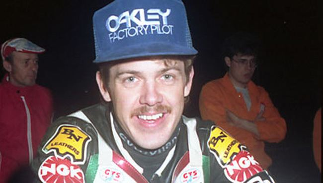 Erik Gundersen Cradley Heathens Speedway KING ERIK IS BACK
