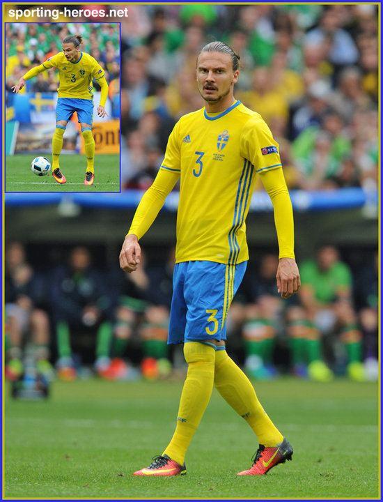 Erik Johansson (footballer, born 1988) Erik JOHANSSON 2016 European Football Finals Euro 2016 Sweden
