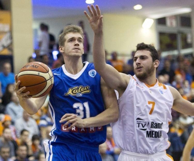 Erik Keedus Erik Keedus FIBA Europe Cup