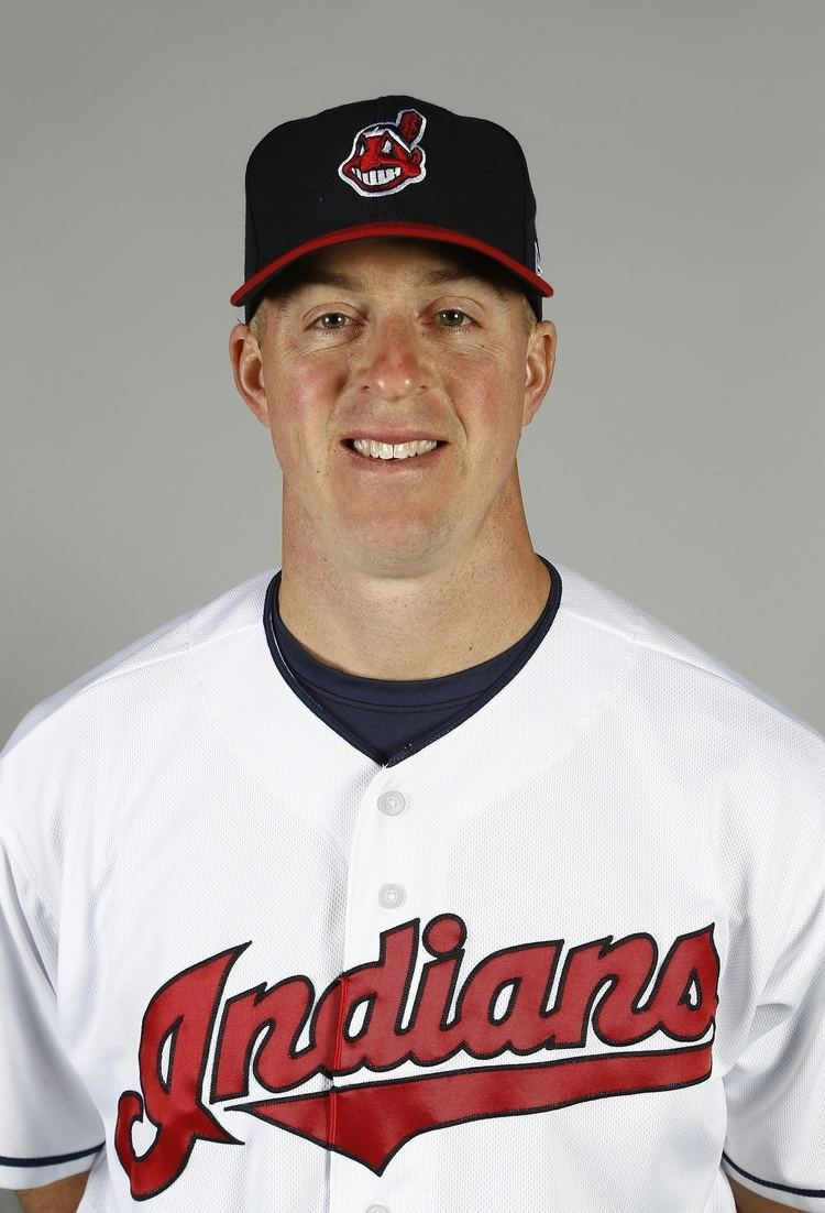 Erik Kratz The tale of the Cleveland Indians catcher who has seemingly played