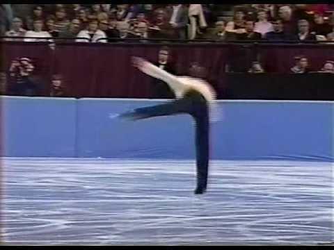 Erik Larson (figure skater) Erik Larson 1989 US Figure Skating Championships Mens Free