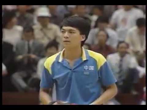 Erik Lindh Jiang Jialiang vs Erik Lindh 1988 Seoul Olympics