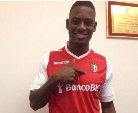 Erik Moreno Erik Moreno aprobado y contratado por Sporting Braga
