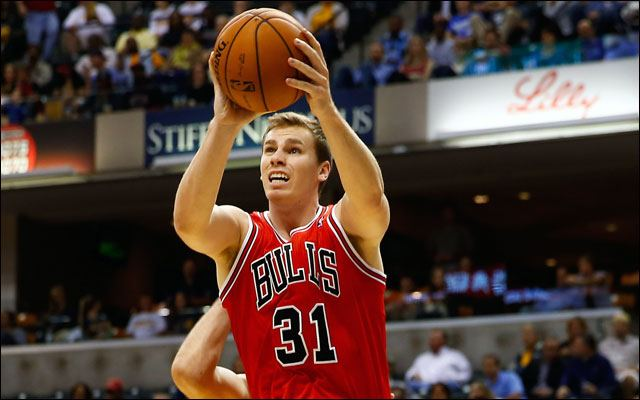 Erik Murphy Bulls waive forward Erik Murphy Chicago Bulls