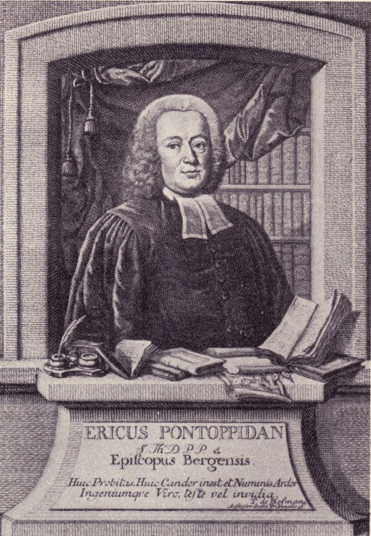 Erik Pontoppidan Erik Pontoppidan af Flemming Behrendt
