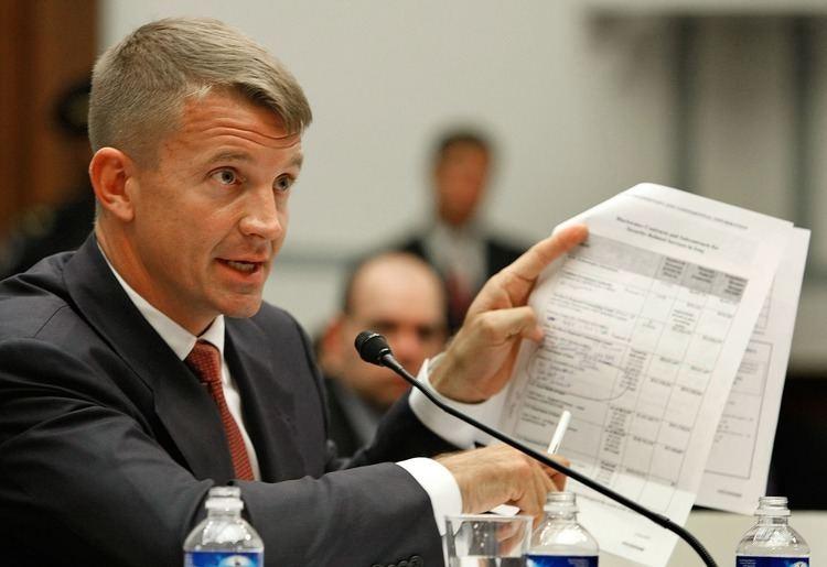 Erik Prince PressTVPrince wants Blackwater in ISIL war