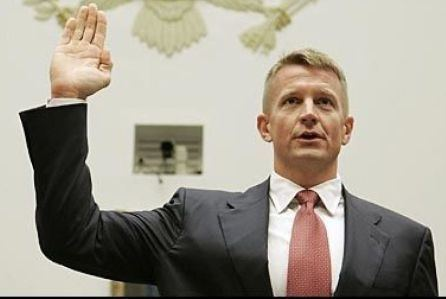 Erik Prince Blackwater Founder Erik Prince Teams With 39Hurt Locker
