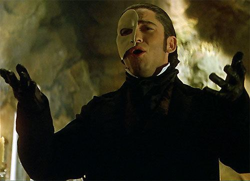 Erik (The Phantom of the Opera) Phantom of the Opera Erik Andrew Lloyd Webber take Profile