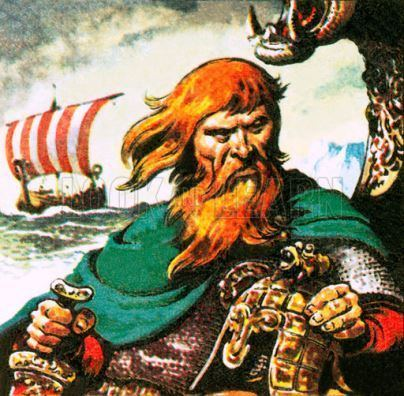 Erik the Red Badass Erik the Red