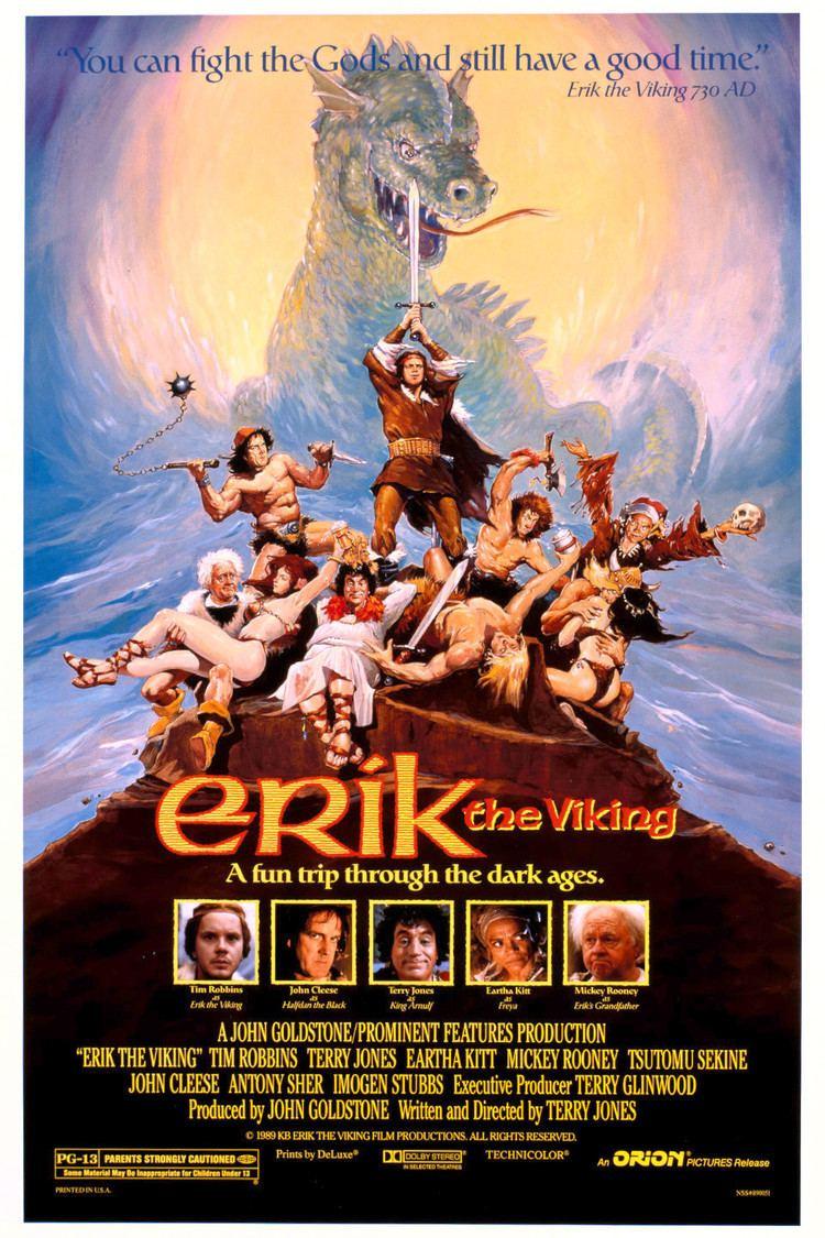 Erik the Viking wwwgstaticcomtvthumbmovieposters11829p11829