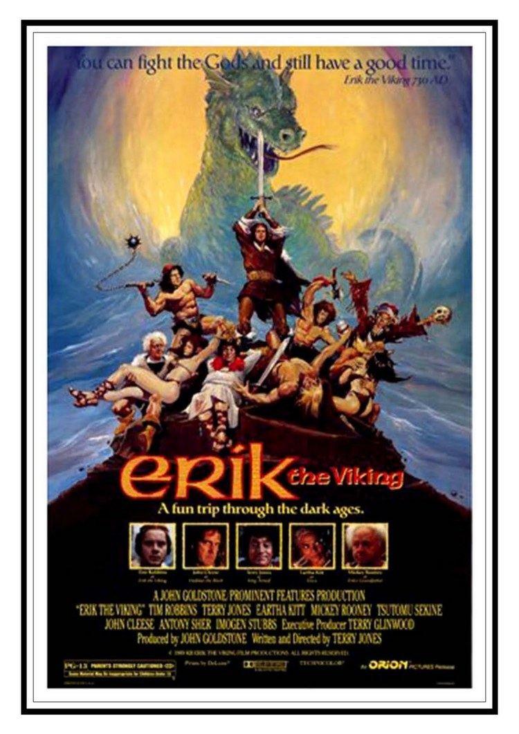 Erik the Viking Who put the Pop in Popkoff Erik the Viking 1989
