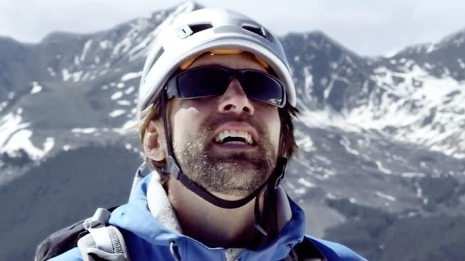 Erik Weihenmayer Ad of the Day The World39s Most Amazing Mountain Climber