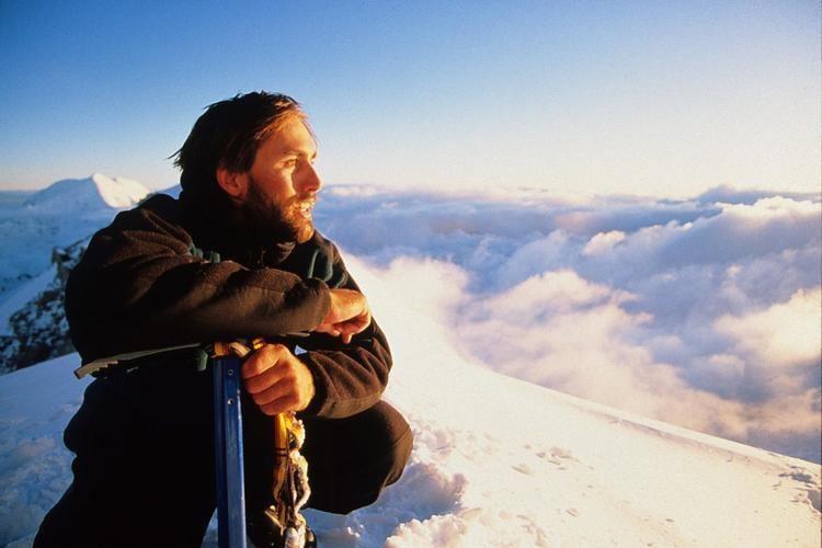 Erik Weihenmayer Erik Weihenmayer About Blind Adventurer