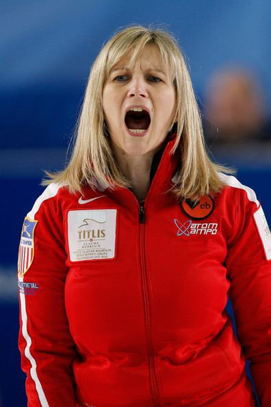 Erika Brown Erika Brown Photos Women39s Curling Championship Day 6