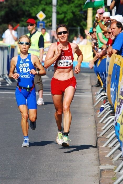 Erika Csomor Triathlonorg