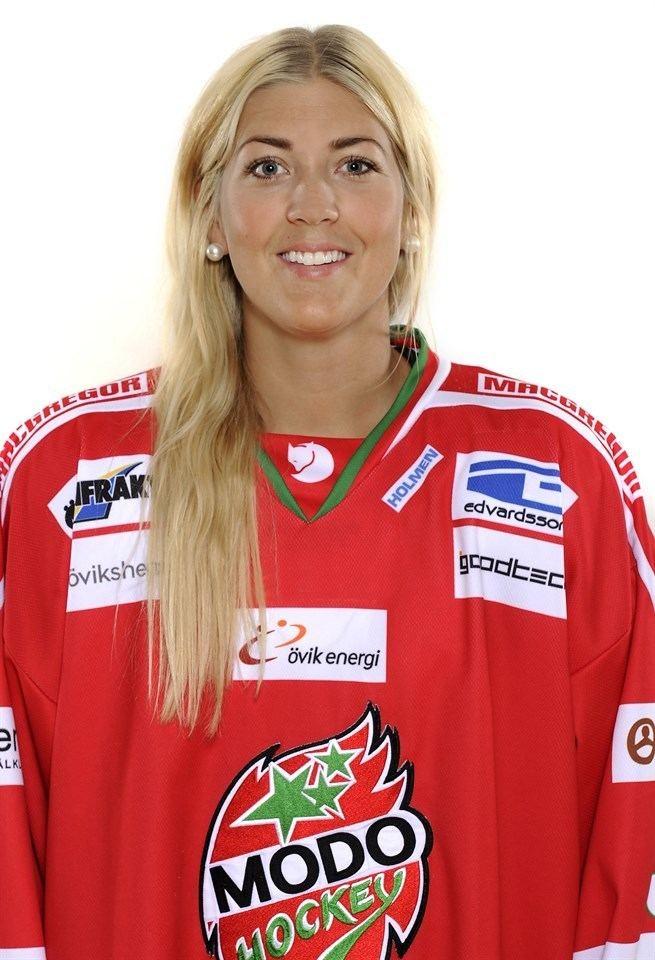 Erika Grahm Erika Grahm MODO Hockey Dam