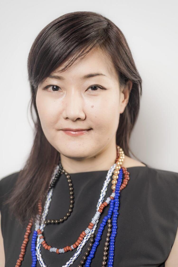 Eriko Kimura 57 April Eriko Kimura Mondriaan Fund