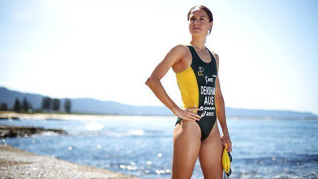 Erin Densham Erin Densham beats heart problems and is now the No1