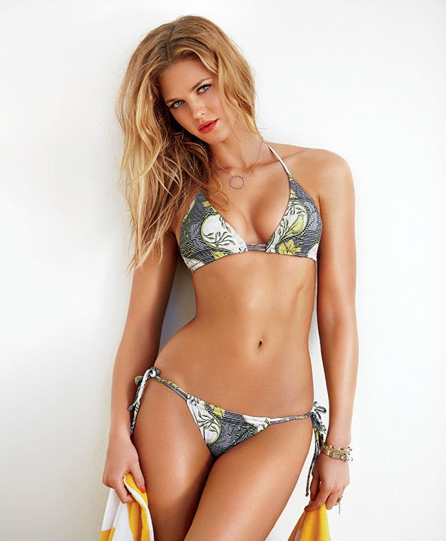 Erin Heatherton Erin Heatherton Knows She Isn39t Perfect
